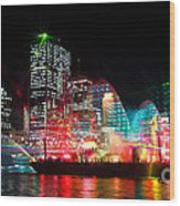 Brisbane City Of Lights Photograph By Silken Photography