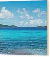 British Virgin Islands, St. John, Sir Wood Print