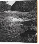 Broad River 5 Wood Print