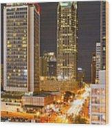 Broadway St Louis Wood Print