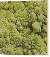 Broccoli Heirloom Wood Print