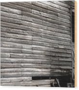 Broken Door By Diana Sainz Wood Print