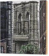 Brooklyn Bridge 7 Wood Print