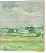 Broughton Wood Print