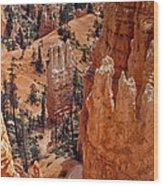 Bryce Canyon 02 Wood Print