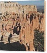 Bryce Canyon Hoodoos Wood Print