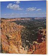 Bryce Canyon National Park Wood Print