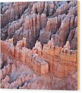 Bryce Canyon Sun Rising Wood Print