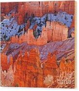 Bryce Canyon Utah Wood Print