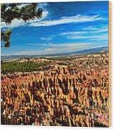 Bryce Wood Print