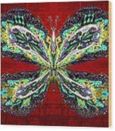 Bryla Foxsong Wood Print