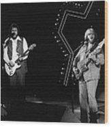 Bto In Spokane In 1976 Wood Print
