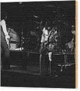 Bto Rock Spokane In 1976 Wood Print