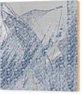 Bubble Wrap Wood Print