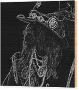 Buccaneer Wood Print