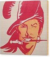 Buccaneers Wood Print