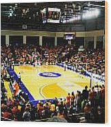 Bucknell Bison Sojka Pavilion Wood Print by Replay Photos