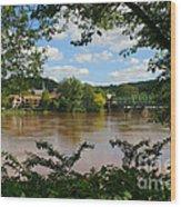 Bucks County Pennsylvania Wood Print
