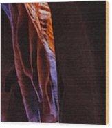 Buckskin Gulch 16 Wood Print