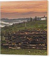 Bucovina Wood Print