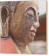 Buddha 13 Wood Print