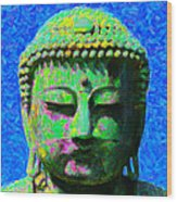 Buddha 20130130p0 Wood Print by Wingsdomain Art and Photography