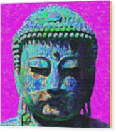 Buddha 20130130p76 Wood Print