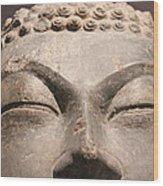 Buddha 6 Wood Print