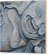 Buddha Bella Wood Print