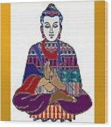 Buddha Spirit Humanity Buy Faa Print Products Or Down Load For Self Printing Navin Joshi Rights Mana Wood Print
