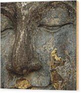 Buddha Thailand 1 Wood Print