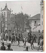 Buffalo Bill Columbian Exposition 1893 Wood Print