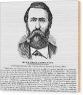 Buffalo Lithia Water, 1890 Wood Print