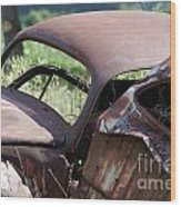 Bug11 Wood Print