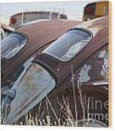 Bug26 Wood Print