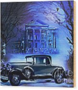 Buick 1930 Wood Print