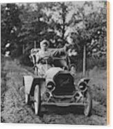 Buick Automobile, C1907 Wood Print