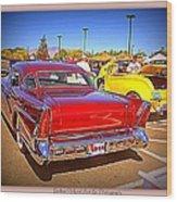 Buick Classic Wood Print