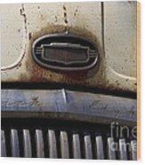 Buick Eight   #3829 Wood Print