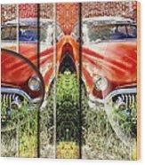 Buick Eight Eight Buick Wood Print