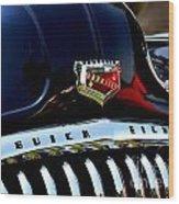 Buick Roadmaster Wood Print