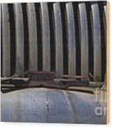 Buick Teeth   #3833 Wood Print