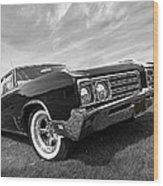 Buick Wildcat 1968 Wood Print