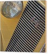 Buick8 Wood Print