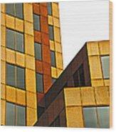 Building Blocks Wood Print
