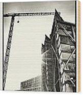 Building London 1 Wood Print
