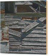 Building Materials Wood Print