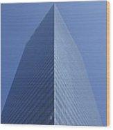 Buildings Of New York Wood Print