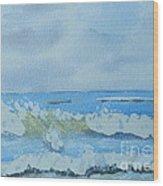 Bulli Beach Wood Print