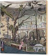 Bullocks Museum, 22 Piccadilly, London Wood Print